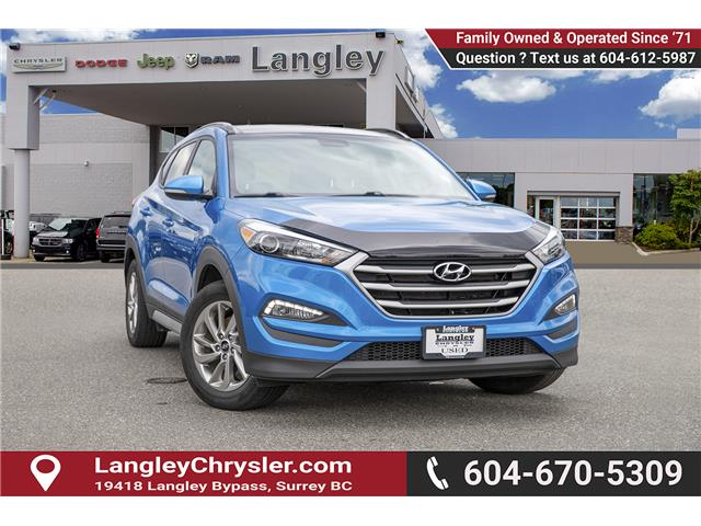 2017 Hyundai Tucson SE (Stk: K432993A) in Surrey - Image 1 of 24