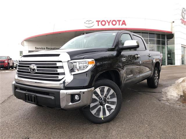 2019 Toyota Tundra Limited 5.7L V8 (Stk: 30512) in Aurora - Image 1 of 30