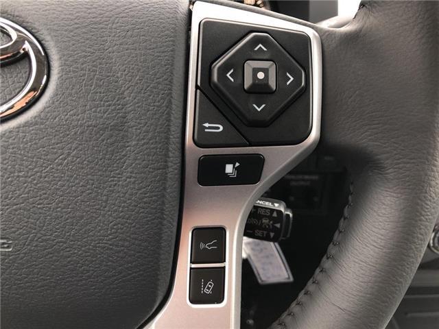 2019 Toyota Tundra Limited 5.7L V8 (Stk: 30512) in Aurora - Image 11 of 30