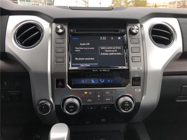 2019 Toyota Tundra Limited 5.7L V8 (Stk: 30512) in Aurora - Image 14 of 30