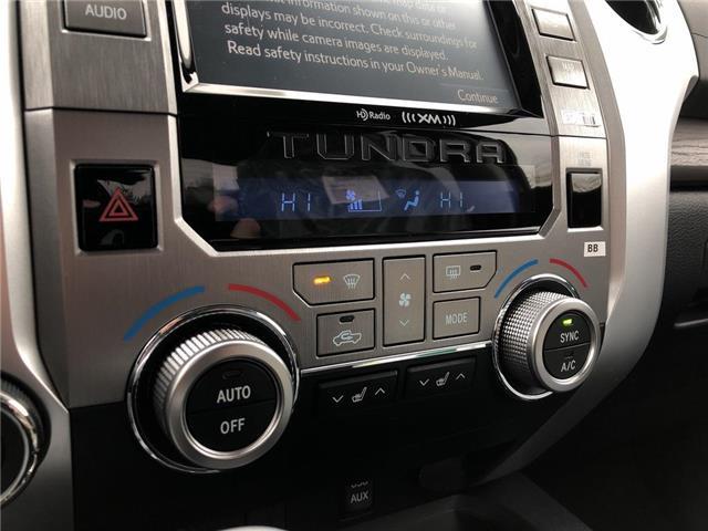 2019 Toyota Tundra Limited 5.7L V8 (Stk: 30512) in Aurora - Image 13 of 30
