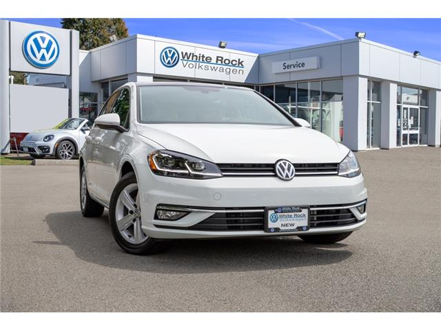 2018 Volkswagen Golf 1.8 TSI Comfortline (Stk: JG292568) in Vancouver - Image 1 of 26