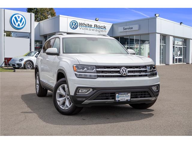 2019 Volkswagen Atlas 3.6 FSI Highline (Stk: KA531526) in Vancouver - Image 1 of 29