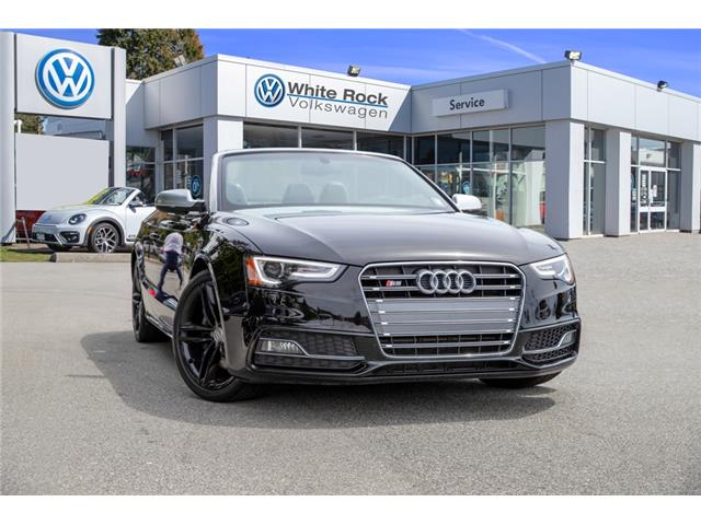 2015 Audi S5 3.0T Technik (Stk: VW0881) in Vancouver - Image 1 of 30