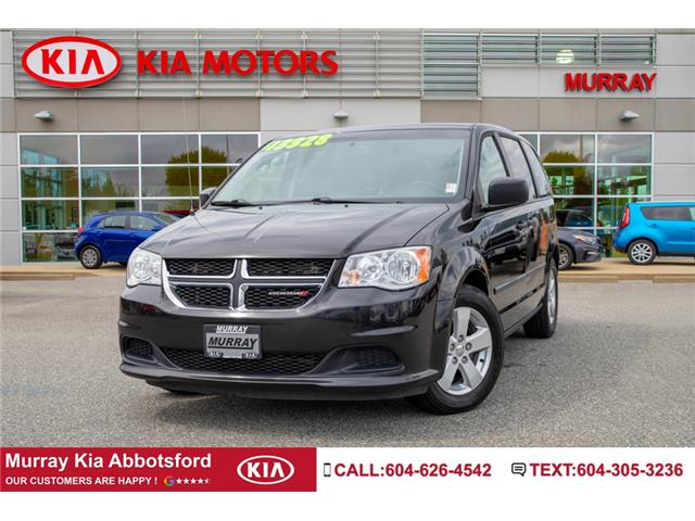 2014 Dodge Grand Caravan SE/SXT (Stk: SD95570A) in Abbotsford - Image 1 of 21