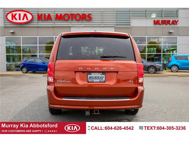 2012 Dodge Grand Caravan R/T (Stk: NV90429C) in Abbotsford - Image 4 of 25
