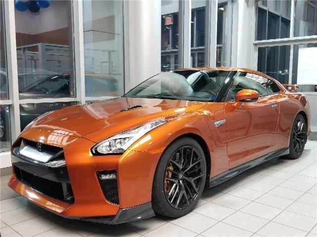 2018 Nissan GT-R  (Stk: Y18G006) in Woodbridge - Image 1 of 2