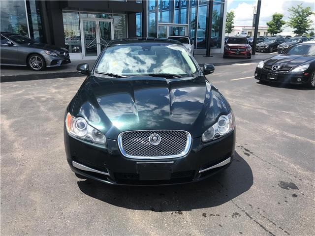 2010 Jaguar XF Premium Luxury (Stk: 38995A) in Kitchener - Image 2 of 9