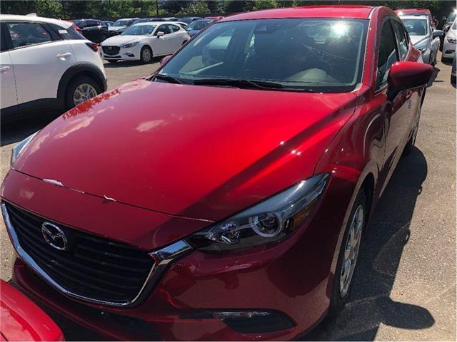 2018 Mazda Mazda3 Sport GX (Stk: 18-750) in Richmond Hill - Image 1 of 5