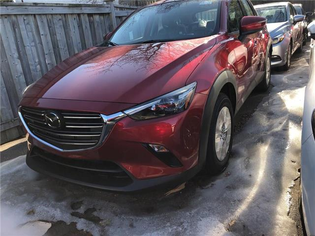 2019 Mazda CX-3 GS (Stk: 19-123) in Richmond Hill - Image 1 of 4