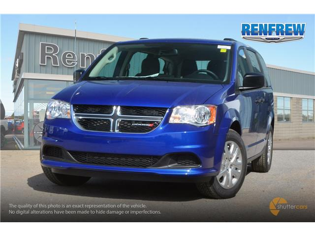 2019 Dodge Grand Caravan CVP/SXT (Stk: K290) in Renfrew - Image 1 of 20