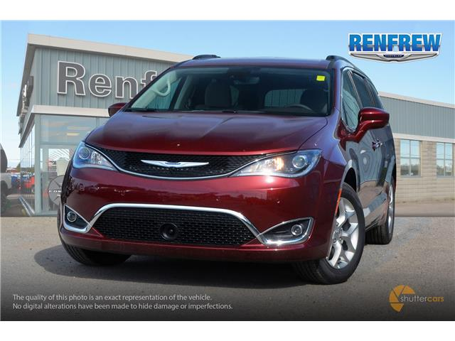 2019 Chrysler Pacifica Touring Plus (Stk: K294) in Renfrew - Image 1 of 20