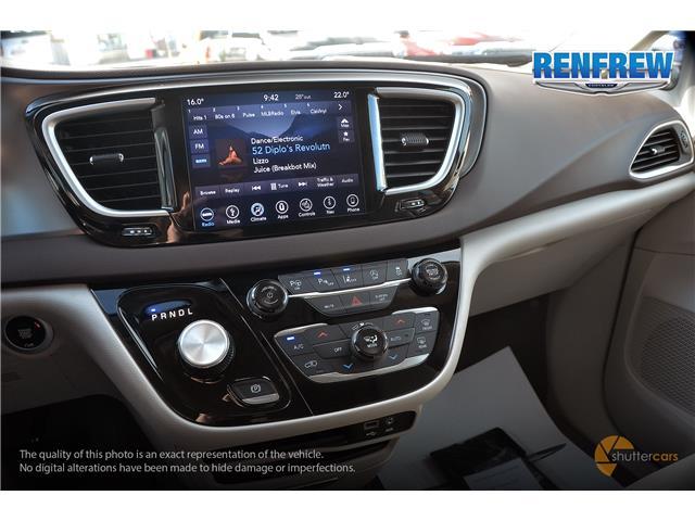 2019 Chrysler Pacifica Touring Plus (Stk: K294) in Renfrew - Image 13 of 20