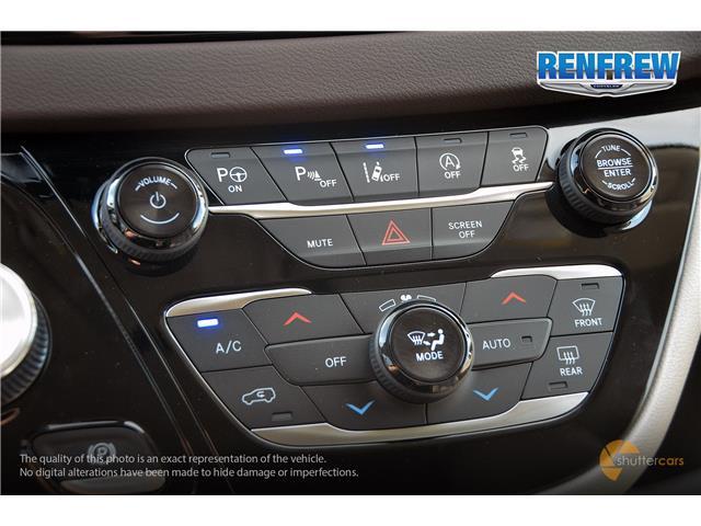 2019 Chrysler Pacifica Touring Plus (Stk: K294) in Renfrew - Image 17 of 20