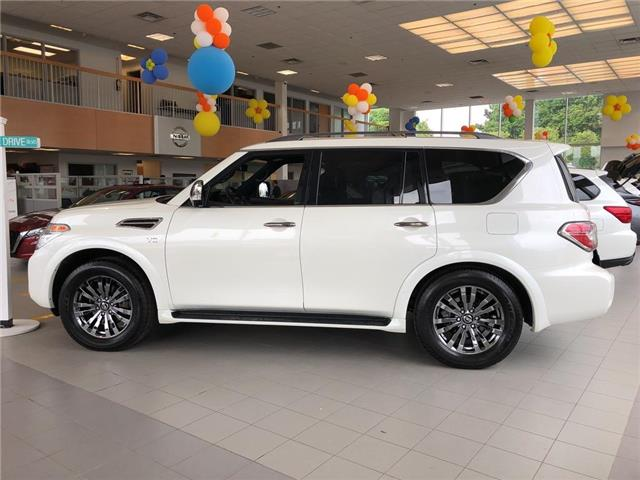 2019 Nissan Armada Platinum Reserve, BOSE, NAVI, DVD+++ (Stk: M19A002) in Maple - Image 4 of 25