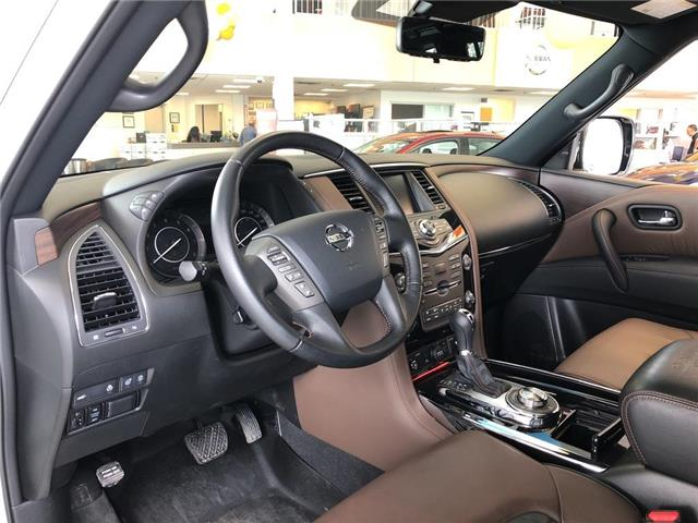 2019 Nissan Armada Platinum Reserve, BOSE, NAVI, DVD+++ (Stk: M19A002) in Maple - Image 6 of 25