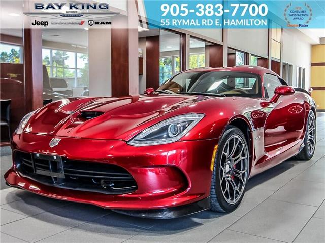 2014 Dodge SRT Viper GTS (Stk: 6835) in Hamilton - Image 1 of 22