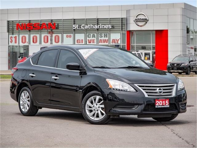 2015 Nissan Sentra  (Stk: P2344) in St. Catharines - Image 1 of 21