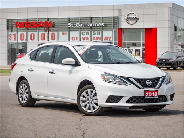 2018 Nissan Sentra 1.8 SV Midnight Edition (Stk: P2337) in St. Catharines - Image 1 of 23