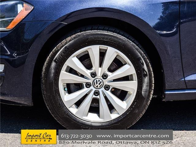 2015 Volkswagen Golf 2.0 TDI Comfortline (Stk: 028084) in Ottawa - Image 11 of 30