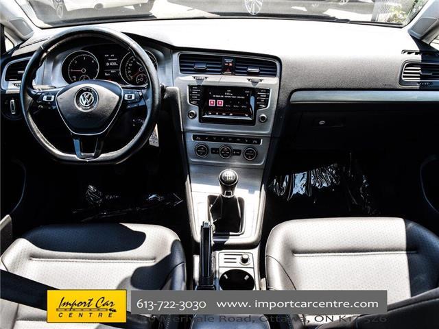 2015 Volkswagen Golf 2.0 TDI Comfortline (Stk: 028084) in Ottawa - Image 23 of 30