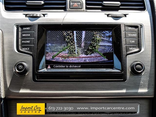 2015 Volkswagen Golf 2.0 TDI Comfortline (Stk: 028084) in Ottawa - Image 30 of 30