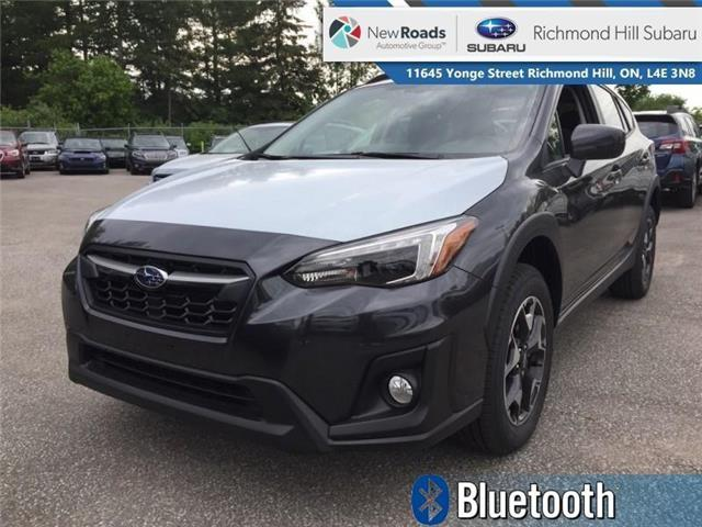2019 Subaru Crosstrek  Sport CVT w/EyeSight Pkg (Stk: 32740) in RICHMOND HILL - Image 1 of 22