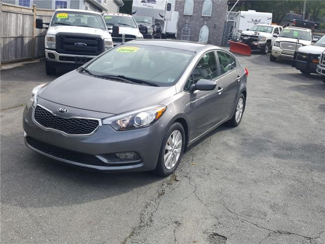 2016 Kia Forte 1.8L LX (Stk: -) in Dartmouth - Image 1 of 17