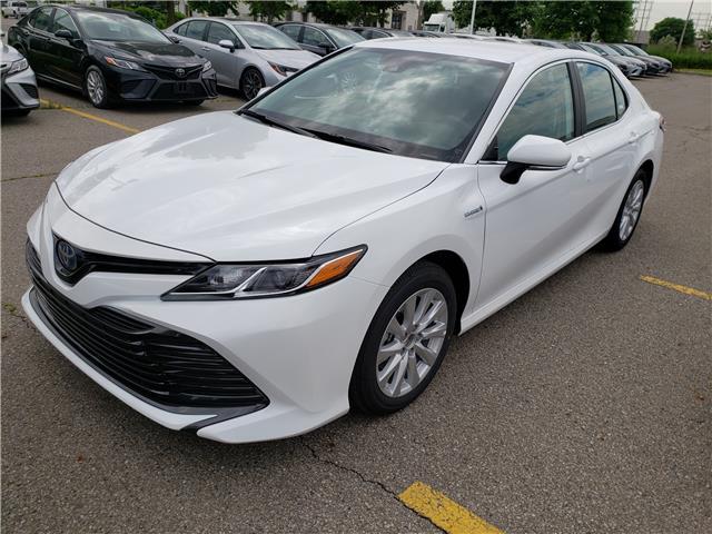 2019 Toyota Camry Hybrid LE (Stk: 9-1093) in Etobicoke - Image 1 of 13