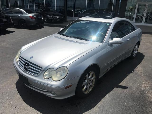 2003 Mercedes-Benz CLK-Class Base (Stk: K3837A) in Kitchener - Image 1 of 7
