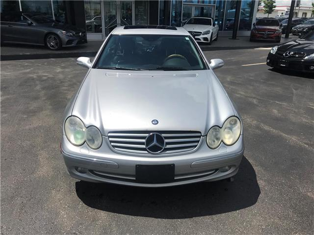 2003 Mercedes-Benz CLK-Class Base (Stk: K3837A) in Kitchener - Image 2 of 7