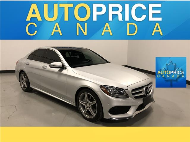 2016 Mercedes-Benz C-Class Base (Stk: B0447) in Mississauga - Image 1 of 28