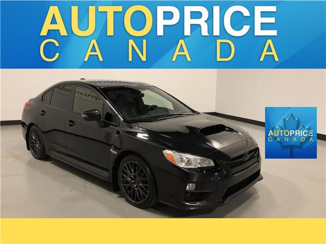 2015 Subaru WRX STI Sport Package (Stk: W0420) in Mississauga - Image 1 of 23