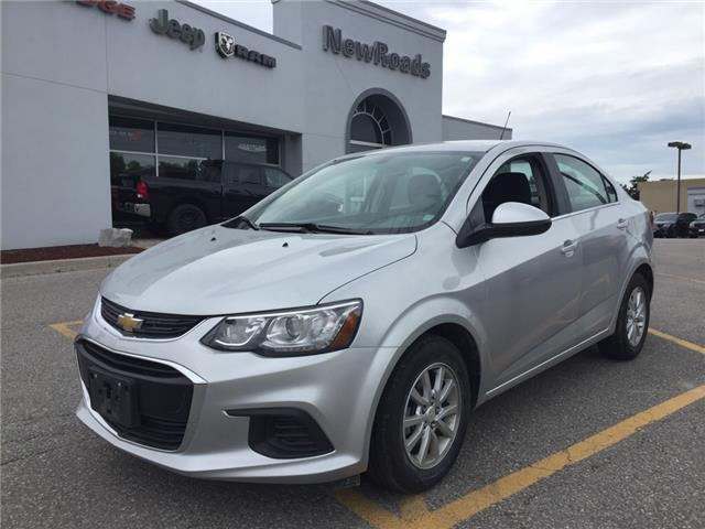 2018 Chevrolet Sonic LT Auto (Stk: 24073S) in Newmarket - Image 1 of 21