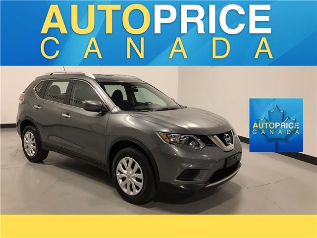2016 Nissan Rogue S (Stk: F0448) in Mississauga - Image 1 of 25