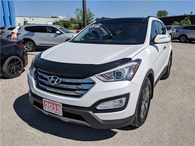 2015 Hyundai Santa Fe Sport  (Stk: 90210A) in Goderich - Image 2 of 19