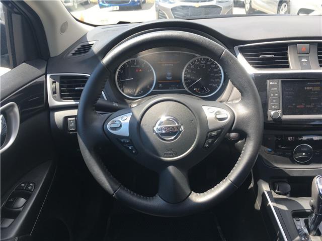 2019 Nissan Sentra 1.8 SV (Stk: 19-74207) in Brampton - Image 17 of 24