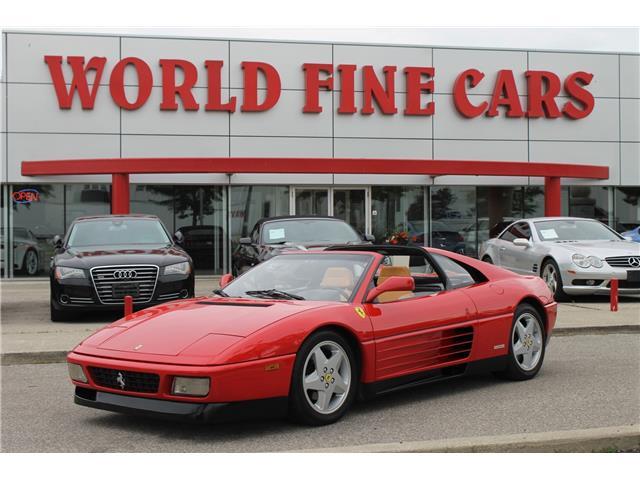 1991 Ferrari 348ts  (Stk: 16879) in Toronto - Image 1 of 18