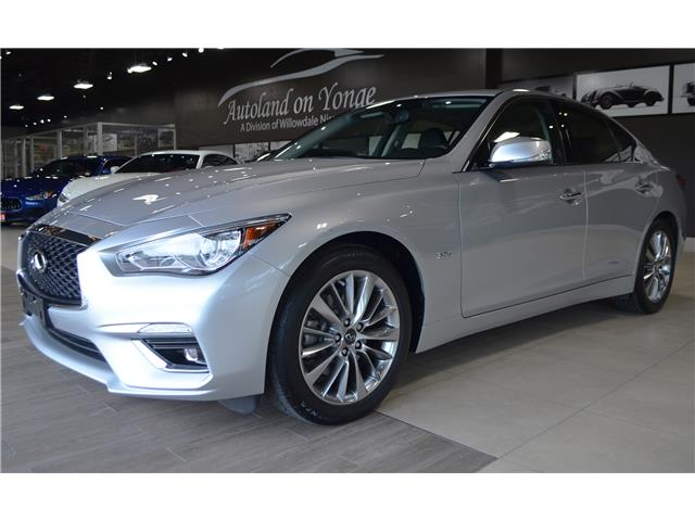 2018 Infiniti Q50  (Stk: AUTOLAND-H7966A) in Thornhill - Image 11 of 32