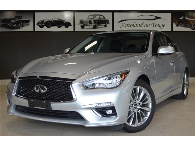 2018 Infiniti Q50  (Stk: AUTOLAND-H7966A) in Thornhill - Image 1 of 31