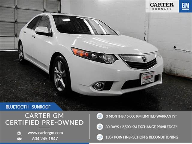 2013 Acura TSX Premium (Stk: 89-62723) in Burnaby - Image 1 of 23