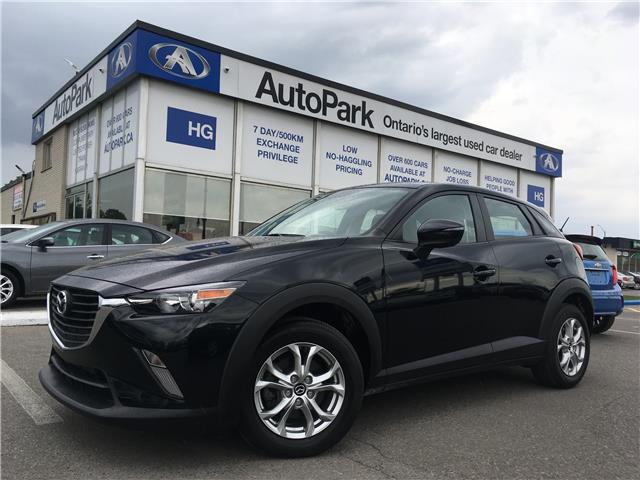 2016 Mazda CX-3 GS (Stk: 16-00285) in Brampton - Image 1 of 24