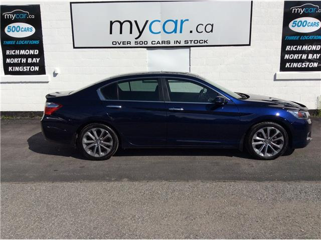 2015 Honda Accord Sport (Stk: 190822) in Richmond - Image 2 of 21