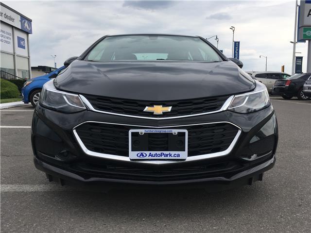 2018 Chevrolet Cruze LT Auto (Stk: 18-22057) in Brampton - Image 2 of 26