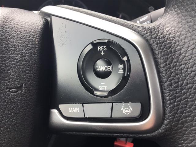 2019 Honda Civic LX (Stk: 191452) in Barrie - Image 10 of 20