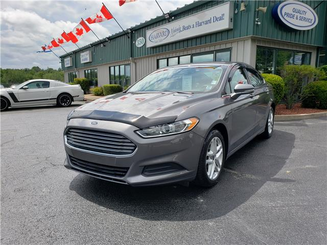 2014 Ford Fusion SE (Stk: 10393A) in Lower Sackville - Image 1 of 13