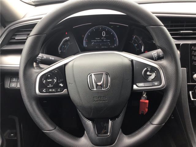 2019 Honda Civic LX (Stk: 191437) in Barrie - Image 8 of 20