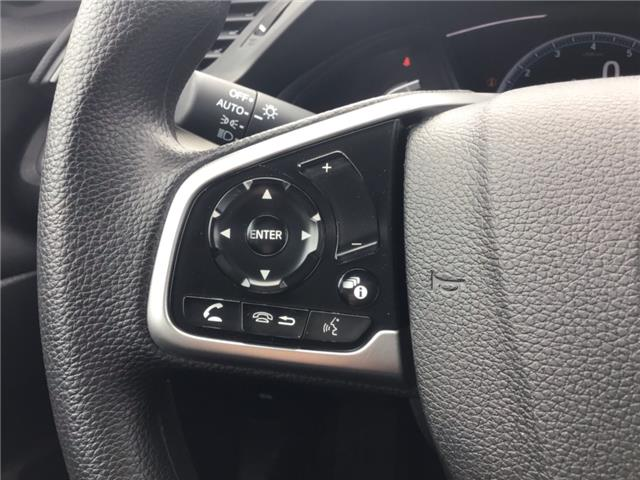 2019 Honda Civic LX (Stk: 191437) in Barrie - Image 9 of 20