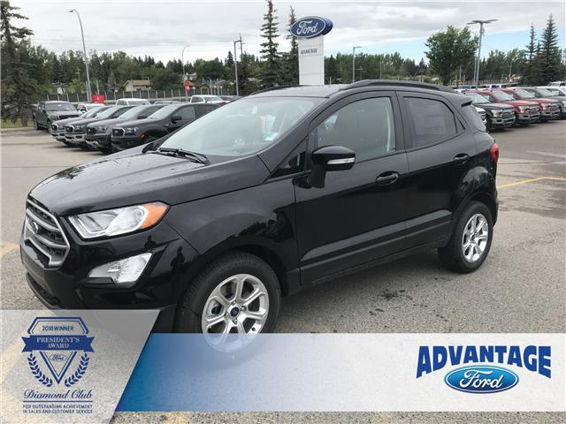 2019 Ford EcoSport SE (Stk: K-1062) in Calgary - Image 1 of 5