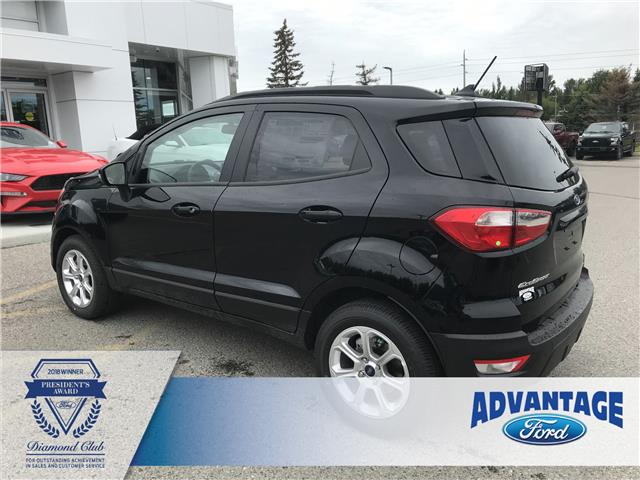 2019 Ford EcoSport SE (Stk: K-1062) in Calgary - Image 3 of 5